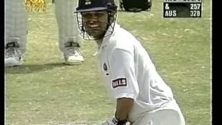 India's greatest batsman & matchwinner - Sachin Tendulkar stunning 155* vs Australia 1998