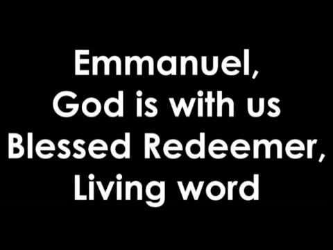 Video - Jesus Name above All Names