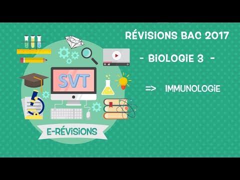 LIVE : Révisions BAC SVT 2017 : Immunologie 1/2
