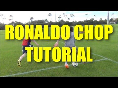 Ronaldo Chop Tutorial!