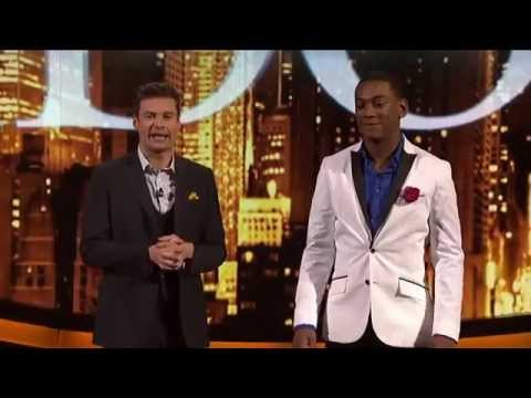 "Joshua Ledet - ""When a Man Loves a Women"" - American Idol: Season 11 - Top 11"