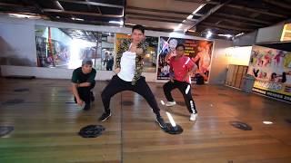 Ppp - Kevin Roldan  Choreography Jonathan Honorio M7