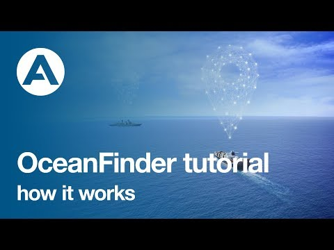 OceanFinder tutorial  how it works