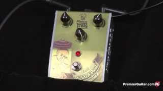 Review Demo - Circus Freak Pickled Punk Distortion Pedal