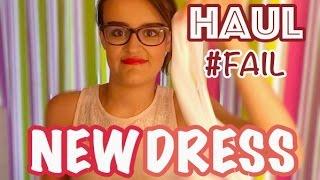 HAUL ♥ NewDress #FAIL | Inês Sousa