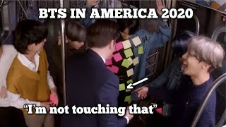 BTS IN AMERICA 2020 (PART 2)
