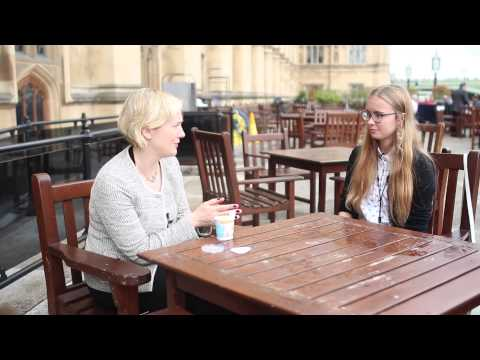 Abby Tomlinson interviews Stella Creasy MP