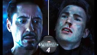 Avengers 4 Does THIS prove Iron Man will SACRIFICE Captain America to get the Soul Stone
