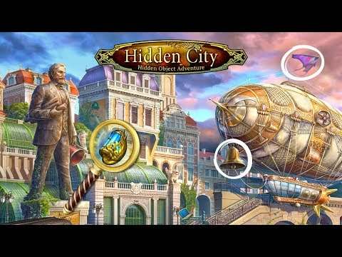 Hidden City:Mystery of Shadows