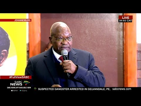 LIVE: Jacob Zuma addresses the ANCYL dialogue in Sophiatown
