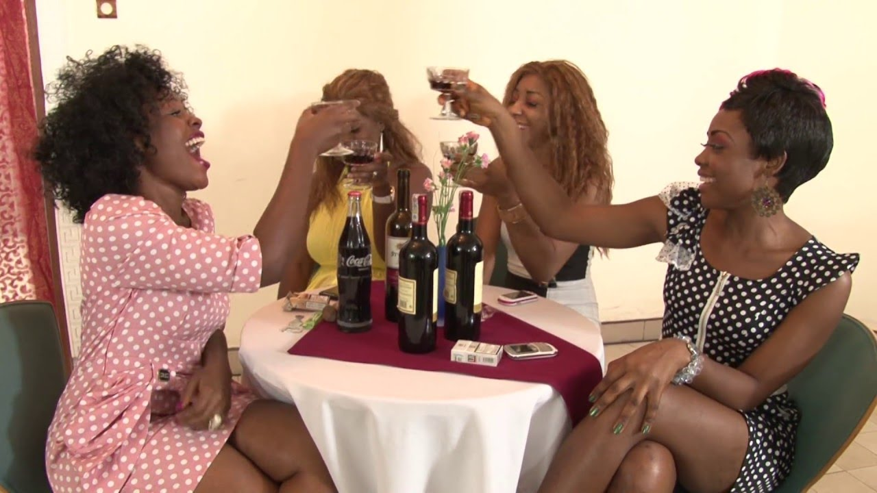 University Girls - Cameroonian Movie