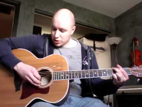 Carolina-Ben Gibbard guitar lesson Todd Downing