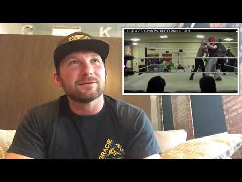 Pro Wrestler Reacts To Terrible Pro Wrestling
