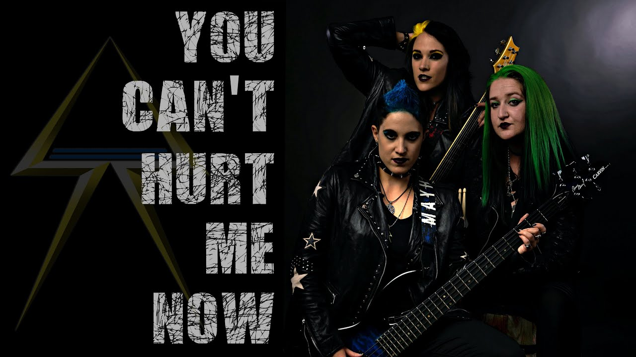 Stormstress - You Can't Hurt Me Now (Official Music Video)