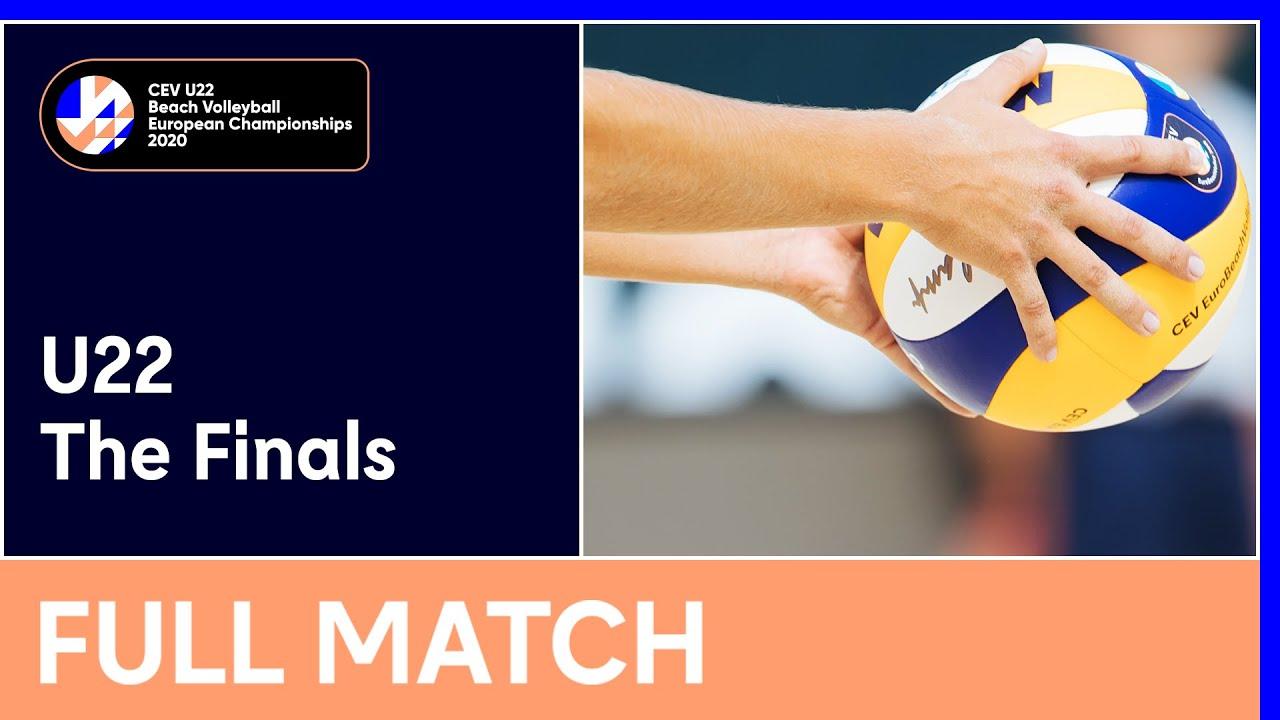 The Finals – #EuroBeachVolleyU22