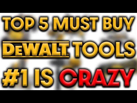 DeWalt Tools TOP