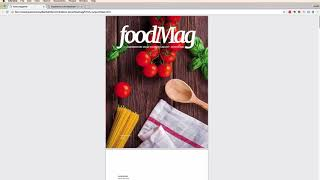 How to Publish a Digital Magazine from InDesign: 1 - Exporting a Digital Layout