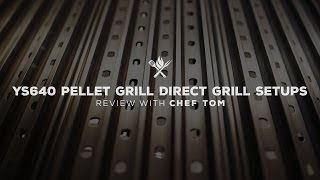 Yoder Smokers YS480/YS640 Direct Grilling Setup | Product Roundup by All Things Barbecue