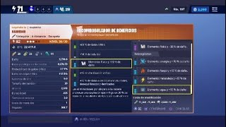 How to add or change elements to the schemes save the world -fortnite / MARO ROSS