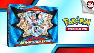 Pokemon TCG ASH-GRENINJA EX BOX Opening | Chat & Chill