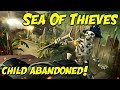 SEA OF THIEVES - My son fell off the ship and got a little upset..