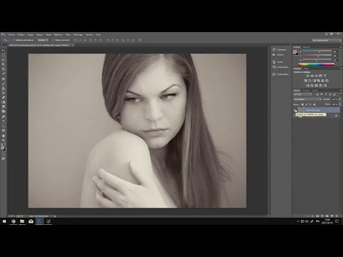 Tutoriel Photoshop Comment Rendre Une Photo Plus Nette Youtube