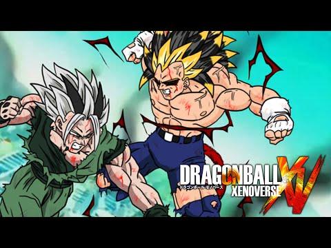 Dragon Ball Xenoverse MODS | Luffy VS Piccolo & SSJGSSJ ...