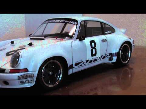 porsche 911 carrera tamiya 1 10 rc youtube. Black Bedroom Furniture Sets. Home Design Ideas