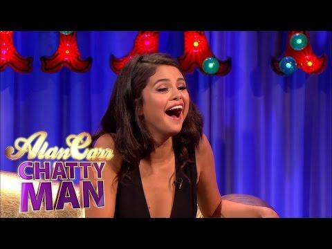 Selena Gomez - Full Interview on Alan Carr: Chatty Man
