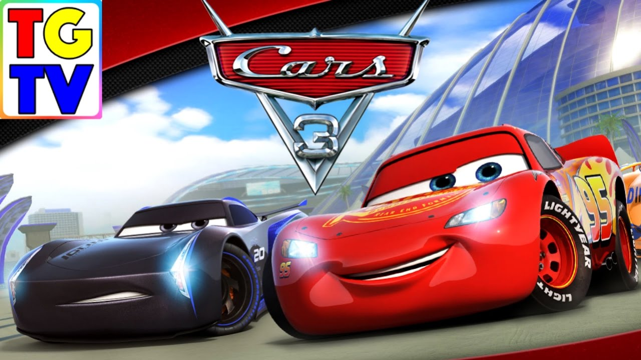 Cars  Driven To Win Trailer