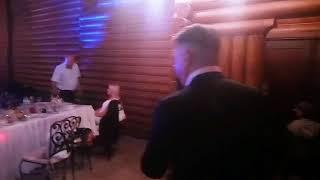 Свадьба. ресторан
