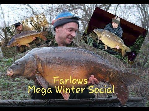 Ep170 - Farlows Mega Winter Social. 3 30lb+ Fish Banked.