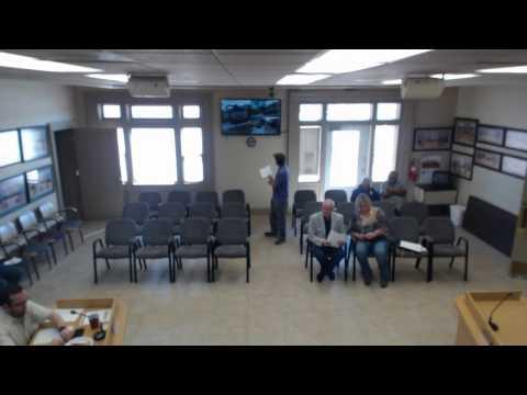Ballinger, Texas - City Council Meeting 2-21-17