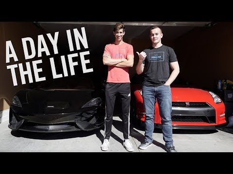 A Day In The Life With Arizona's Youngest Millionaire... Ricky Gutierrez!