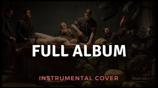 Rammstein - LIFAD Full Album Instrumental Covers