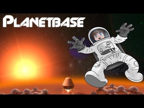 Planetbase #10 - Le monolithe