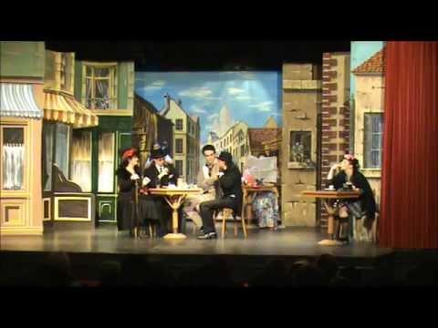 La Folle de Chaillot - Théâtre & Co Torfou