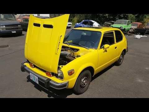 Little Sunshine Honda CVCC Civic