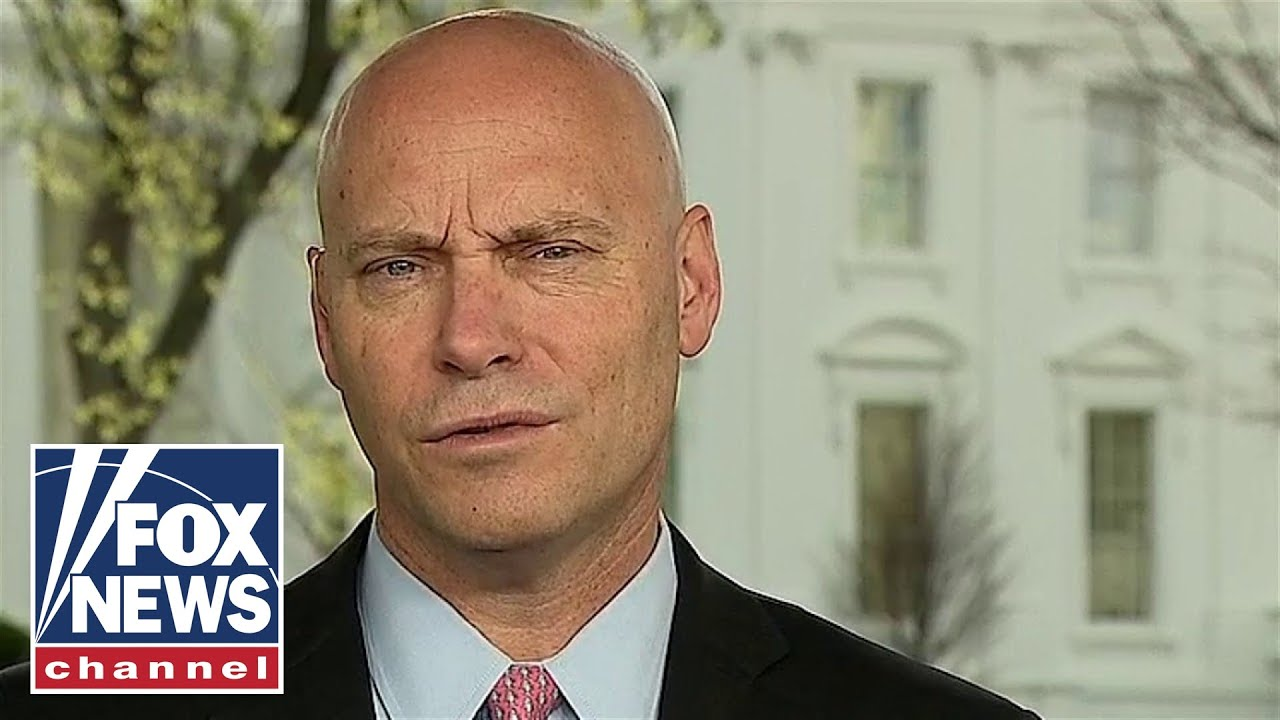 Pence staffer who tested positive for coronavirus 'doing well': Marc Short
