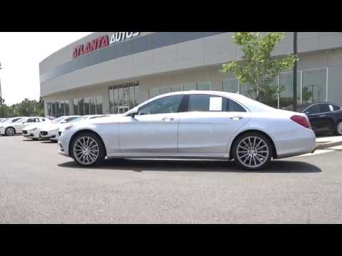 Mercedes S550 l Atlanta Autos l @atldreamcars l Luxury & Performance Car  Specialists
