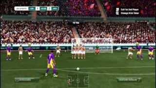 MY FIFA 13 PLANS