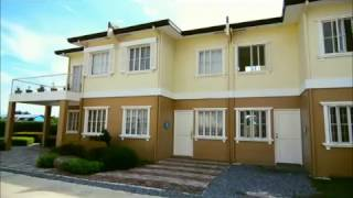 Lancaster New City Cavite Catherine House Model Actual Turn-over Video