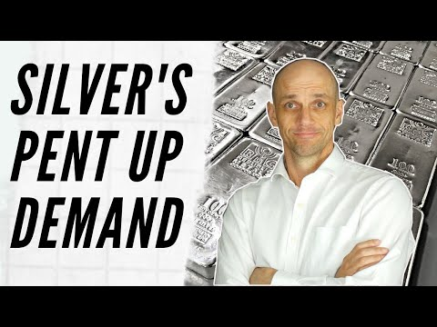The Future for Silver Demand (Industrial, Ornamental & Investment demand for silver)