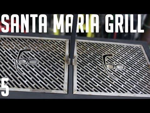 STCG Santa Maria Grill Build: Part 5 Of 6