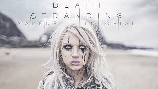 Death Stranding Inspired Makeup Tutorial
