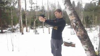 Стрельба из Gletcher M712