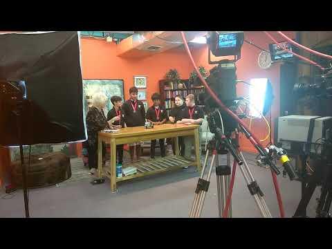 Brookhaven Middle School -FLL Robotics Team