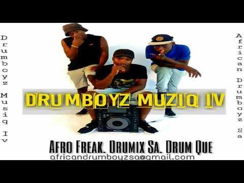 African Drumboyz SA - Hectic Guitar