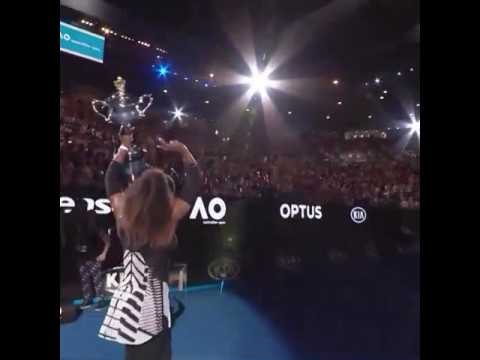 Serena Williams Australian Open 2017 Champion