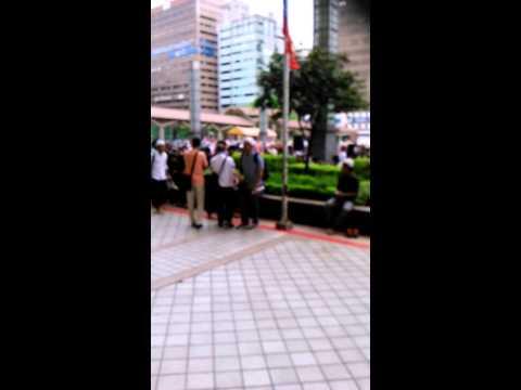 Suasana Lebaran Idul Adha 2014, Taipei